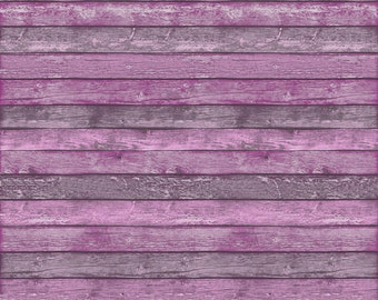 Photography Backdrop - Weathered Painted Wood Shades Of Plum - Rustic plum wood board photo backdrop - Printed wood backdrop - 5ft x 5ft+