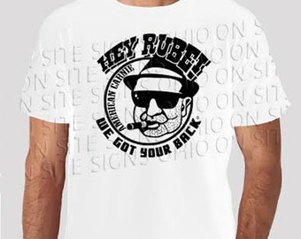 Hey Rube! American Carnie Custom Designed T-Shirt