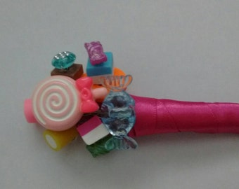Candy Buttonhole... Beaded Buttonhole.