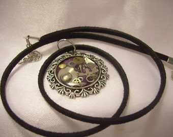 Moment in Time Pendant with Gift Envelope