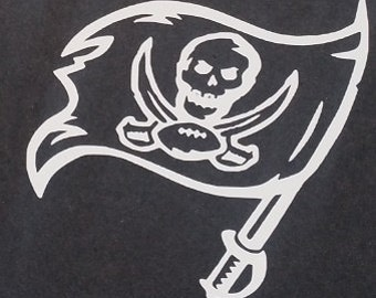 Tampa Bay Buccaneers Vinyl Sticker