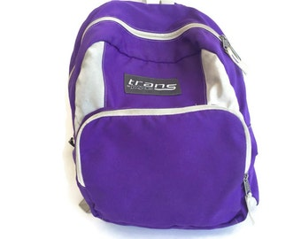90s purple Jansport Backpack