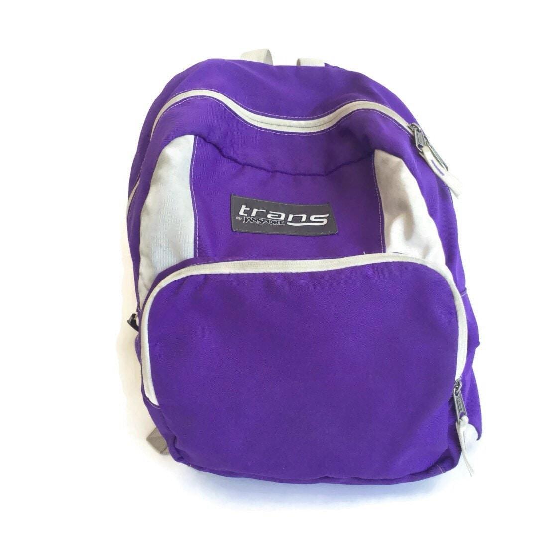 0083420b64 20% sALe 90s purple Jansport Backpack
