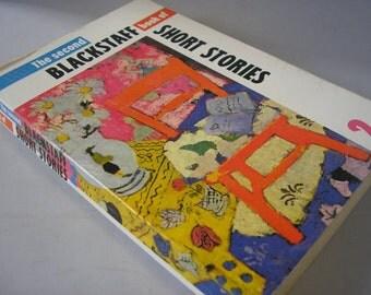 Vintage paperback The Second Blackstaff book of Short Stories softback rare from Ireland Irish short stories Irish fiction from Ireland 82
