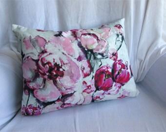 "rectangular cushion ""Jour de bulle"""