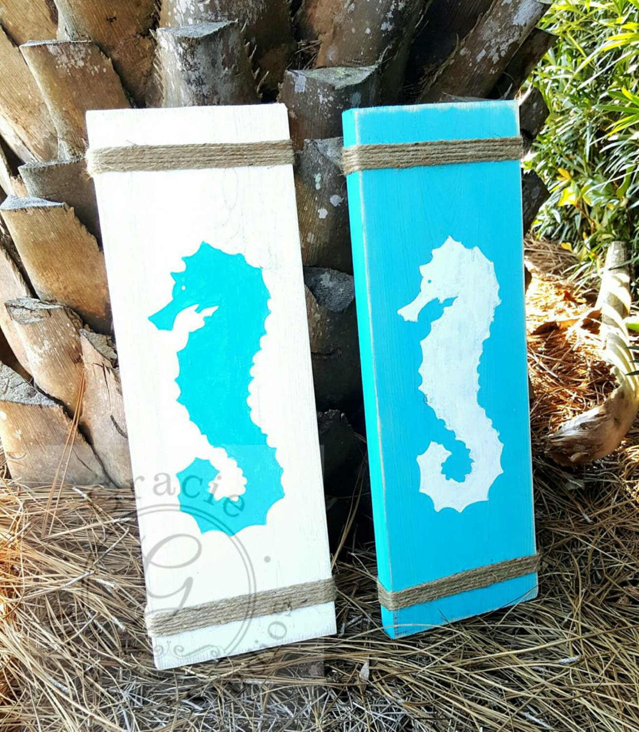 Pallet Art Reclaimed Wood Wall Art Beach House Decor Rustic : beach wood wall art - www.pureclipart.com