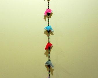 Dolphine Doll Beaded Curtain
