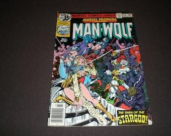 Marvel Premiere 46, (1979), Man-Wolf, Marvel Comics M2