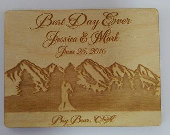 Wedding Favor, Magnets - Bride, Groom, Gift, Save the Date