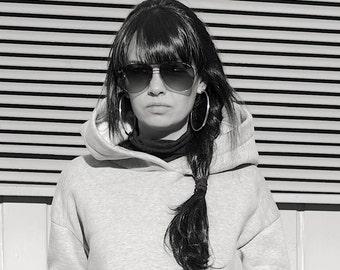 Hoodie zip up, pullover jacket, hoodie zipped up, comfy sweatshirt, hoodie dress, loose sweater, loose tunic sweater, sexy women's hoodie