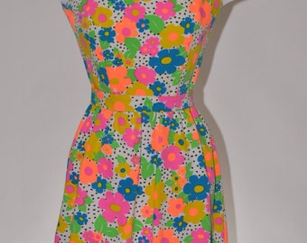 Vintage Estate Lanz Original Dress