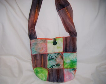 Hippie Patchwork Purse