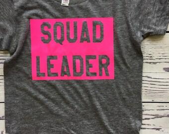 Squad Leader//PINK
