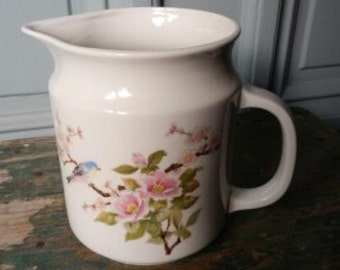 Lovely Cottage Chic Water Pitcher!