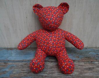 Vintage Handmade Teddy Bear!