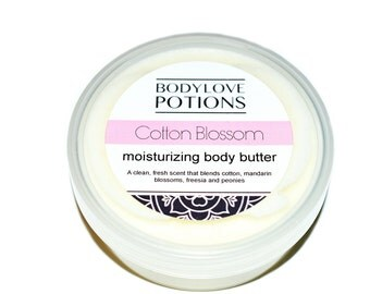 Cotton Blossom Type Body Butter