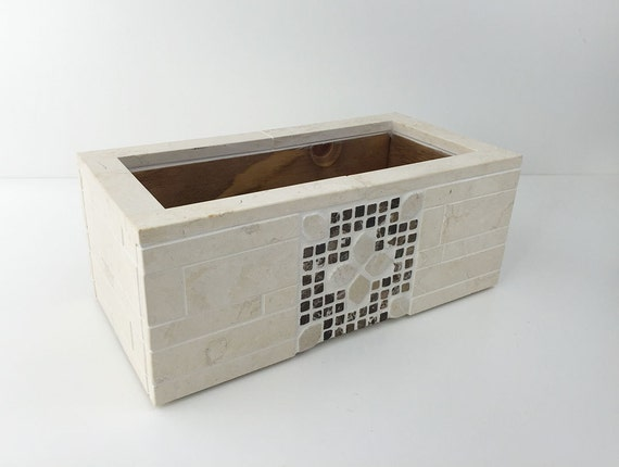 Napkin holder bathroom box office box remote box wood for Bathroom napkin holder
