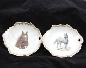 horse mini hand painted