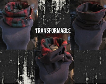 Transformable Scarf