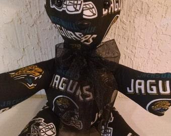 Jacksonville Jaguar's Bear