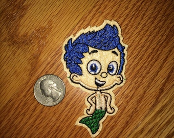 Gil Bubble Guppies Patch