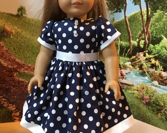 18 inch doll dress. AG, OG and others