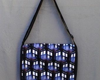 TARDIS Messenger Bag