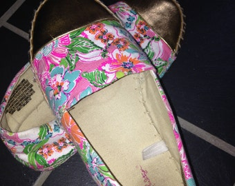Little Girl Lilly Pulitzer Espadrille