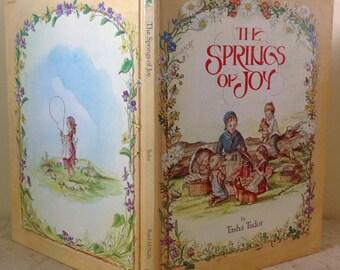 First Edition 1979 The Springs of Joy by Tasha Tudor