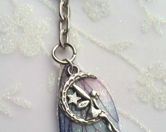 Magical Fairy Wing & Charm Keyring