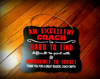 Coach, Coaches Gift, Basketball Coach Gift, Wrestling Coach Gift, Cheer Coach Gift, Football Coach Gift, Gifts for coach, Personalized Coach