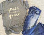 Grace upon Grace Vintage Tee