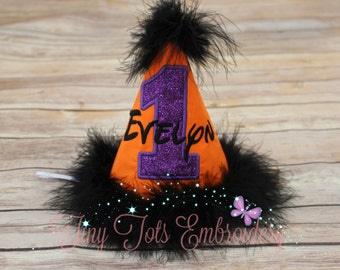 Halloween Party Hat ~ Please Custom Make a Party Hat For Me Without a Tutu Order