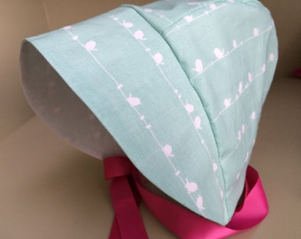Cute Baby Sun Bonnet