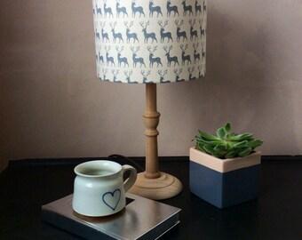 Drum Lampshade Oh Deer