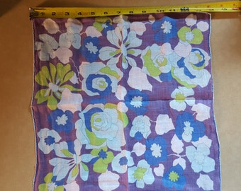 Mod Cotton Handkerchief