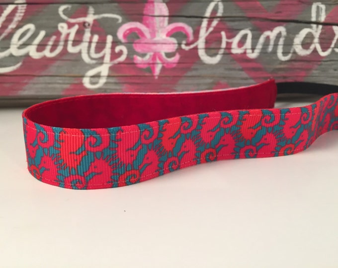 Nonslip headband|Seahorses|Fitness Headbands