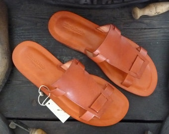 Handcrafted Sandals Women Leather and Genuine VegetableLeather