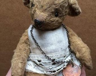 TEDDY BEAR PATTERN Sweet Molly