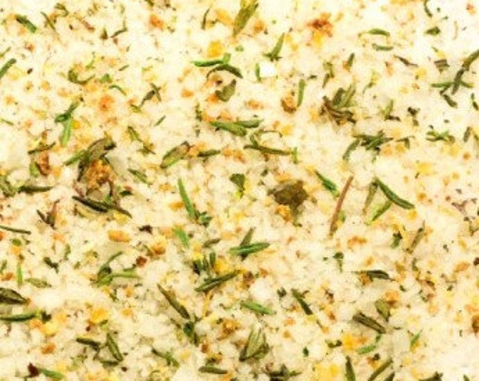 Lemon Thyme Sea Salt