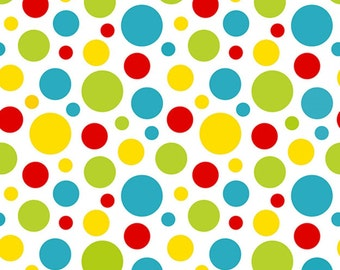 Spot's Perfect Day - Dot Fabric