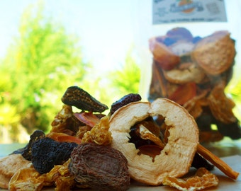 Mixed Dried Fruit 200g by Sunny's Fruit Farm