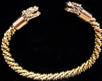 Warriour Torc  Bangle