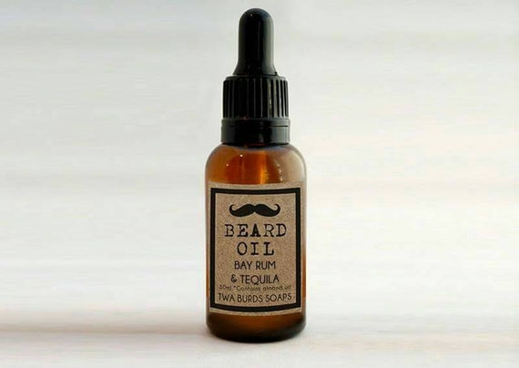 bay rum tequila beard oil 30ml mens facial care beard. Black Bedroom Furniture Sets. Home Design Ideas