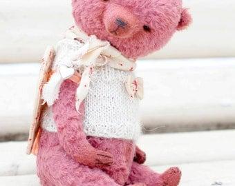 Teddy bear Happy