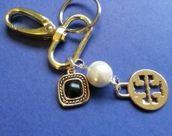 Keychain (Recycled Materials)