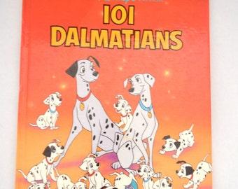 Vintage Disney 101 Dalmatians book