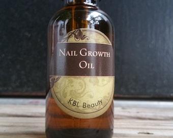 Nail Growth Oil