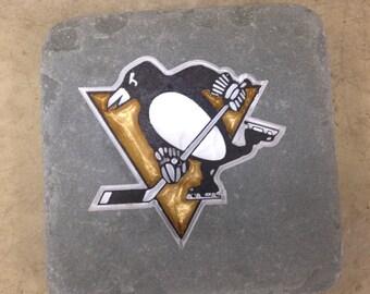 Pittsburgh Penguins Garden Stone