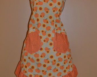 Southern Sunflower Apron